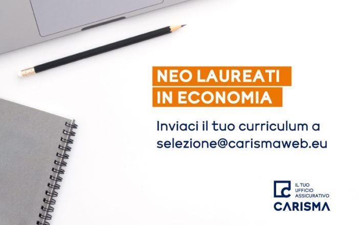 Neo laureati economia